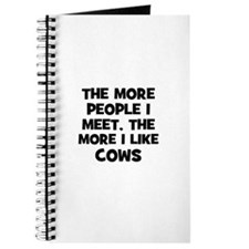 the more people I meet, the m Journal