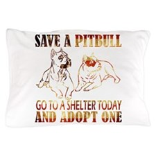 PITBULL Pillow Case
