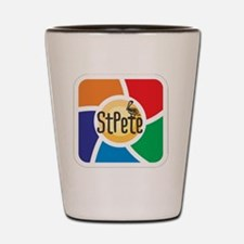 IGers St. Pete Shot Glass