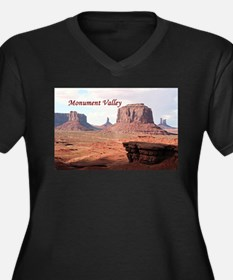 Monument Valley, John Ford's Poi Plus Size T-Shirt