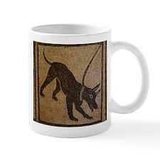 Pompeii Dog Mosaic Mug