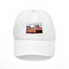 Monument Valley, John Ford's Point, Utah, USA Baseball Cap