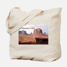 Monument Valley, John Ford's Point, Utah, Tote Bag