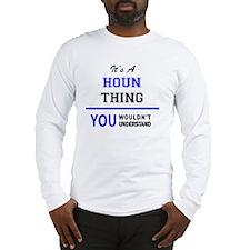 Unique Houn Long Sleeve T-Shirt