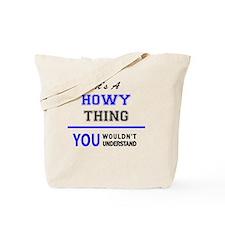 Howie Tote Bag