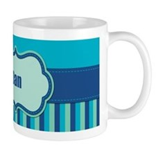 Stripes2015D3 Small Mug