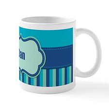 Stripes2015D3 Small Mugs