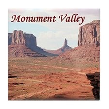 Monument Valley, John Ford's Point, U Tile Coaster