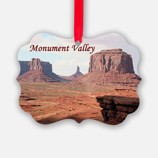 Monument Valley, John Ford's Poin Ornament