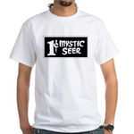 Mystic Seer Machine White T-Shirt