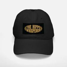 Hippo Whisperer Baseball Hat