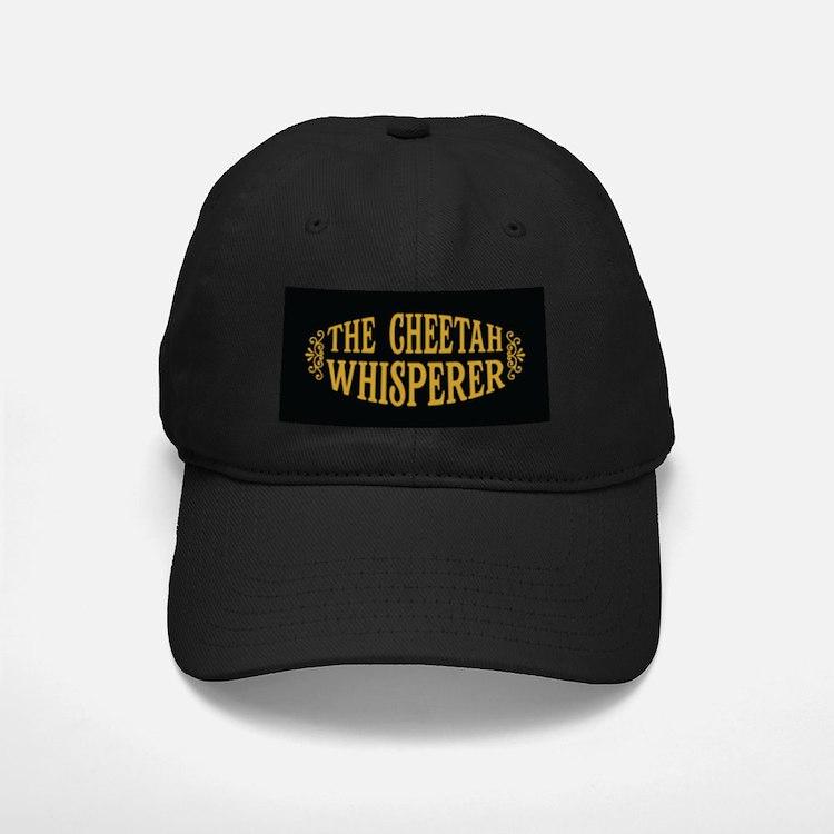 Cheetah Whisperer Baseball Hat