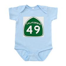 CAL 49 Infant Bodysuit