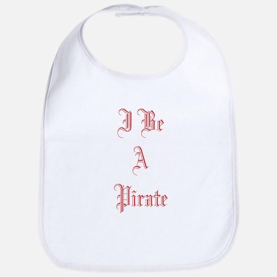 Pirates Bib