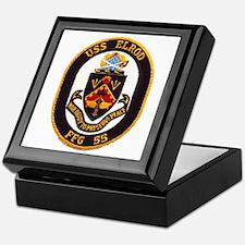 USS ELROD Keepsake Box