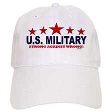 U.S. Military Strong Against Wrong Baseball Cap