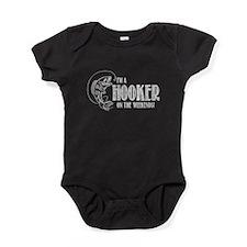 Hooker on the Weekend Baby Bodysuit