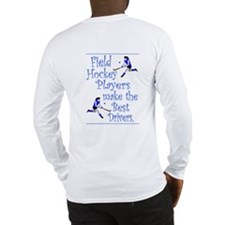 Field Hockey Long Sleeve T-Shirt