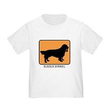Sussex Spaniel (simple-orange T