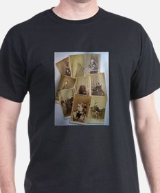 antique vintage photos T-Shirt