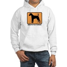 Smooth Fox Terrier (simple-or Hoodie