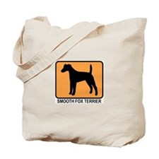 Smooth Fox Terrier (simple-or Tote Bag
