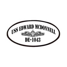 USS EDWARD MCDONNELL Patches