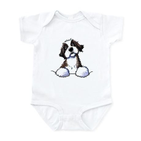Pocket St. Bernard II Infant Bodysuit