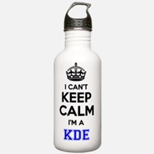 Cute Kde Water Bottle