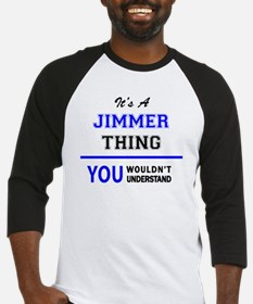 Unique Jimmer Baseball Jersey