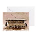 Old Carrollton Streetcar Cards (Pk of 10)
