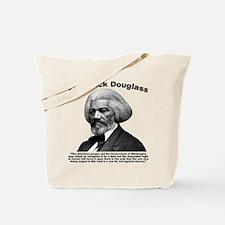Douglass: War Tote Bag