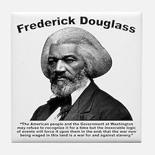 Douglass: War Tile Coaster