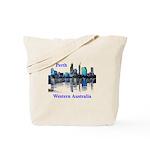 Perth, Western Australia Tote Bag