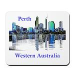 Perth, Western Australia Mousepad