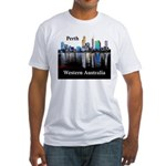 Perth, Western Australia Fitted T-Shirt