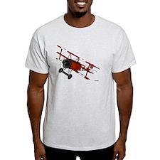 Unique Airplane T-Shirt