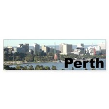 Perth, Western Australia Bumper Stickers