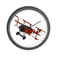 Cute Pilot Wall Clock