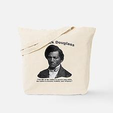 Douglass: Virtuous Tote Bag