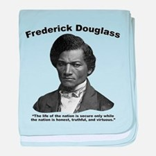 Douglass: Virtuous baby blanket