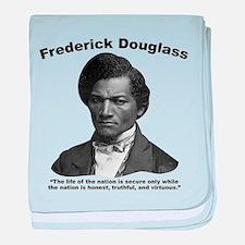 Douglass: Virtuous baby blanket
