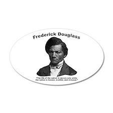 Douglass: Virtuous Wall Decal
