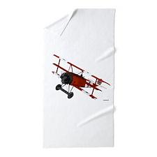 Unique Airplane Beach Towel