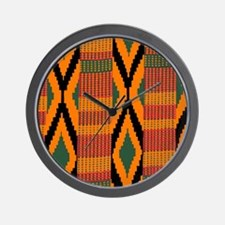 Unique African Wall Clock