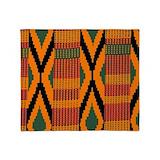 African Fleece Blankets