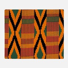 Unique African Throw Blanket