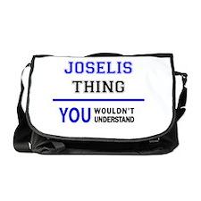 Funny Jose Messenger Bag