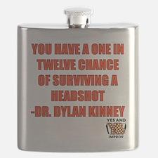 Headshot Flask