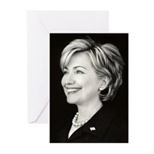 NewHillary Greeting Cards (Pk of 10)